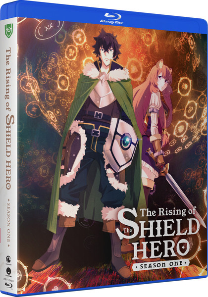 The Rising of the Shield Hero Season 1 Complete Collection Blu-ray