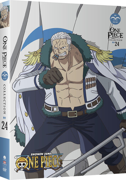 One Piece Collection 24 DVD Uncut