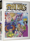 One Piece Season 11 Part 2 Blu-ray/DVD