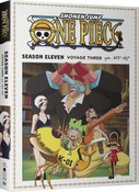 One Piece Season 11 Part 3 Blu-ray/DVD