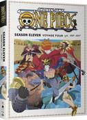 One Piece Season 11 Part 4 Blu-ray/DVD