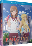 A Certain Scientific Railgun T Part 2 Blu-ray/DVD