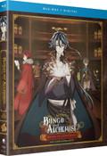 Bungo and Alchemist -Gears of Judgement- Blu-Ray