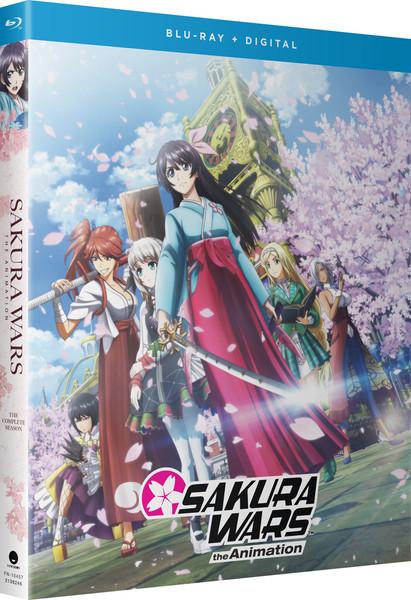 Sakura Wars the Animation Blu-ray