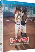 Tamayomi The Baseball Girls Blu-ray