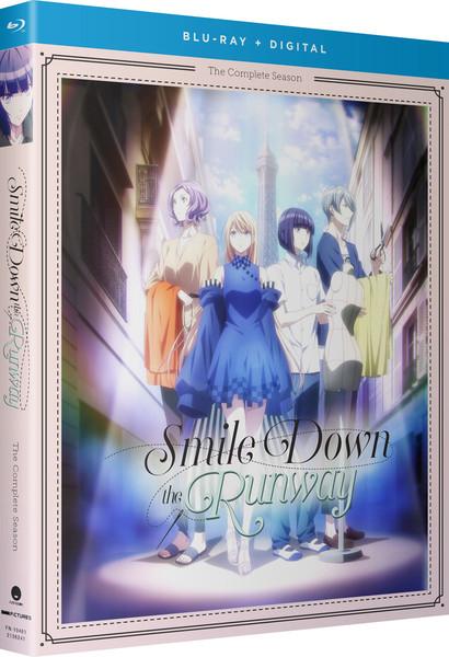 Smile Down the Runway Blu-ray
