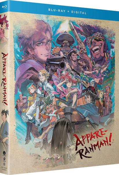 APPARE-RANMAN! Blu-ray