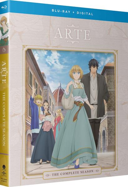 Arte Blu-ray