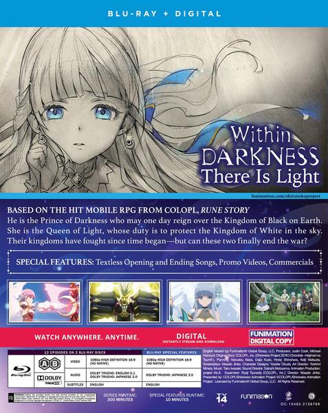Shironeko Project Zero Chronicle Blu-ray