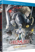 Goblin Slayer Goblin's Crown Movie Blu-ray