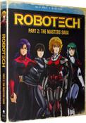Robotech Part 2 The Masters Saga Blu-ray