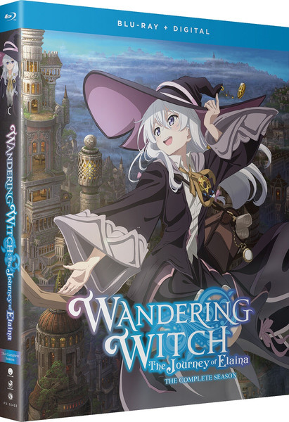 Wandering Witch The Journey of Elaina Blu-ray