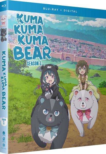 Kuma Kuma Kuma Bear Season 1 Blu-ray