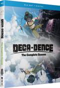 Deca-Dence Blu-ray