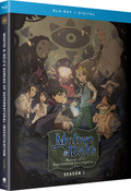 Muhyo & Roji's Bureau of Supernatural Investigation Season 1 Blu-ray