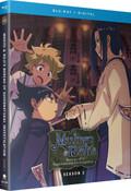 Muhyo & Roji's Bureau of Supernatural Investigation Season 2 Blu-ray