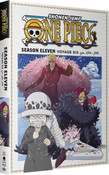 One Piece Season 11 Part 6 Blu-ray/DVD