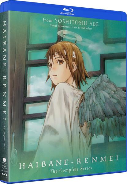 Haibane Renmei Blu-ray