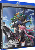 Aesthetica of a Rogue Hero Essentials Blu-ray