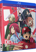 The Devil is a Part-Timer Season 1 Classics Blu-ray