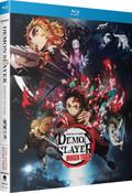Demon Slayer Kimetsu no Yaiba The Movie Mugen Train Standard Edition Blu-ray