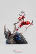 Ultraman vs Black King Big Scale Ultraman Statue