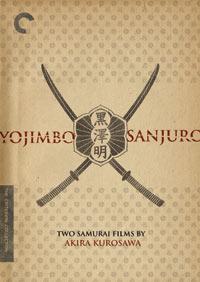 Sanjuro/Yojimbo Kurosawa DVD 715515021524