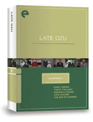 Late Ozu Eclipse Series DVD