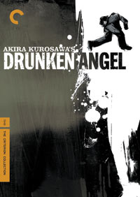 Drunken Angel DVD 715515026826