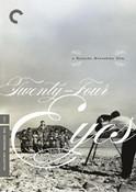 Twenty-Four Eyes DVD