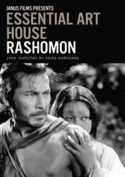 psychological analysis of rashoman
