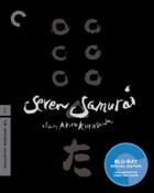 Seven Samurai Blu-ray