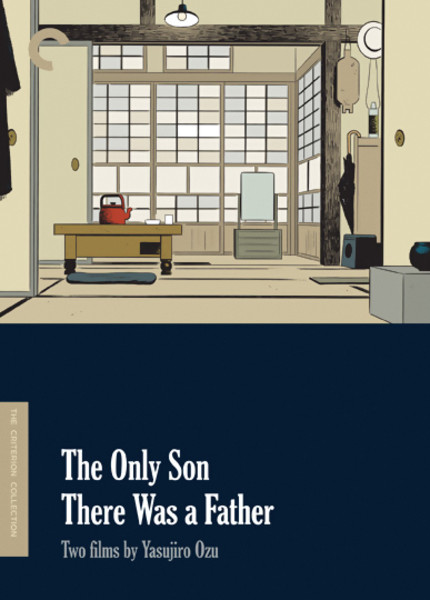 The Only Son and There Was a Father DVD