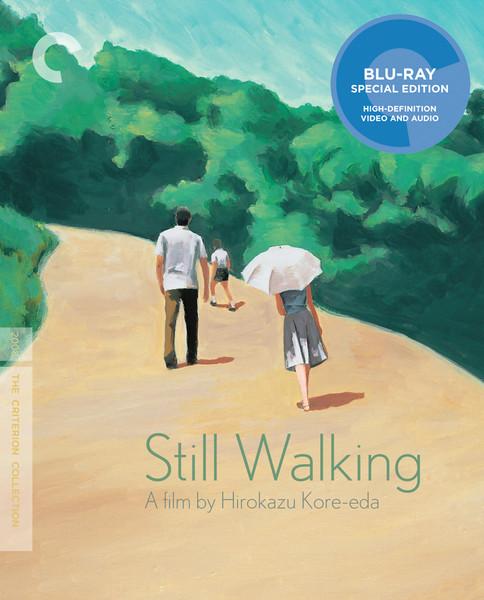 Still Walking Blu-ray