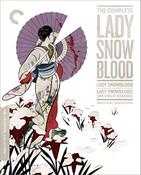 Lady Snowblood Blu-ray