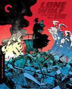 Lone Wolf & Cub Blu-ray