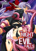 Night When Evil Falls DVD 2