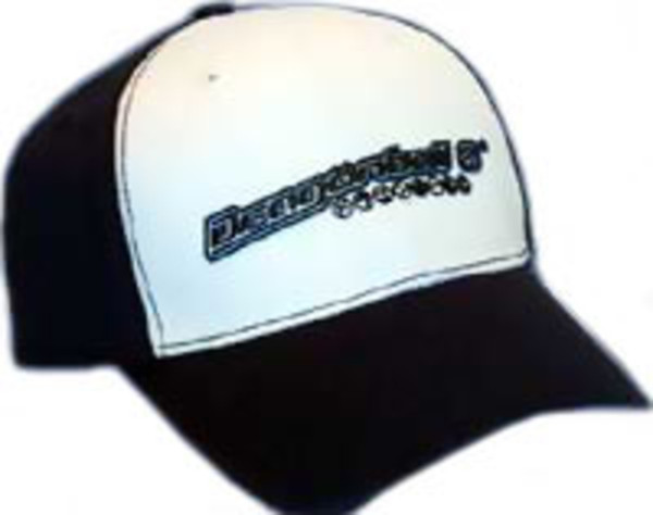 Dragon Ball Z Cap: Dragon Ball Z Logo - Navy & White