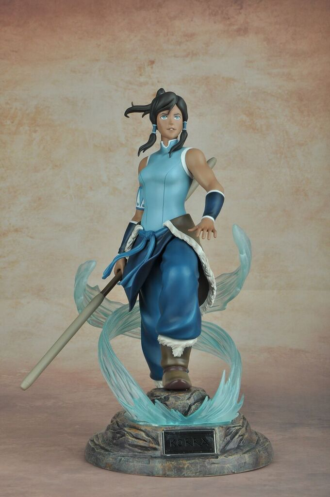 Legend Of Korra Toys : Korra legend of figure