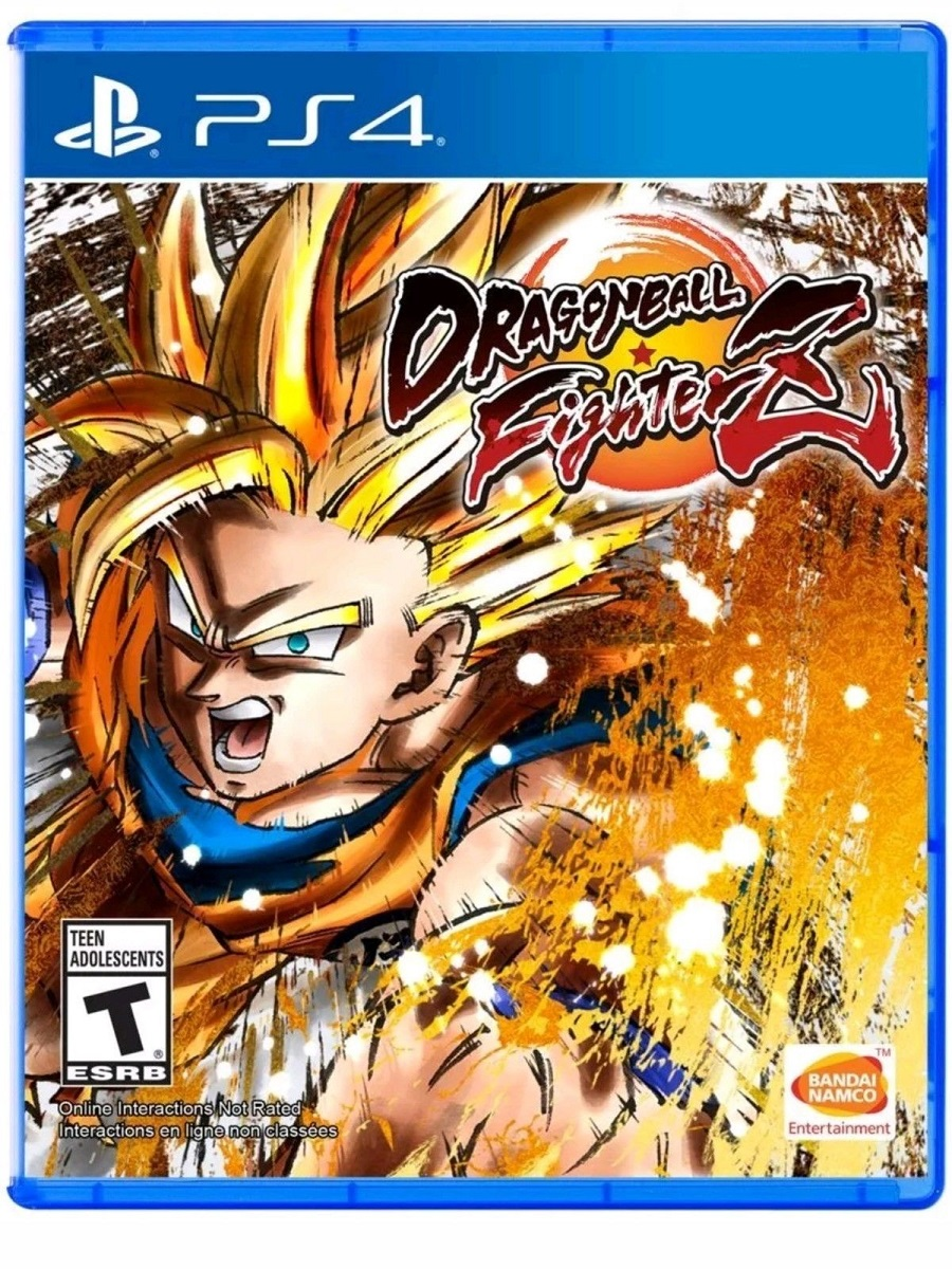 Dragon ball fighterz ps4 game