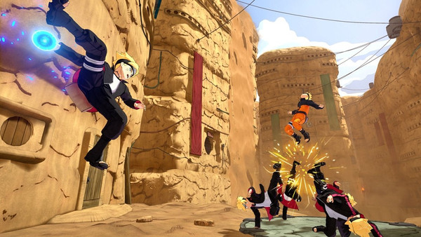 Naruto to Boruto Shinobi Striker PS4 Game