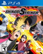 Naruto to Boruto Shinobi Striker PS4 Game