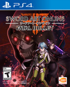 Sword Art Online Fatal Bullet PS4 Game
