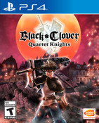 Black Clover Quartet Knights PS4 Game