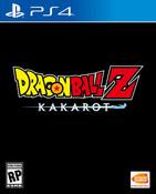 Dragon Ball Z Kakarot PS4 Game