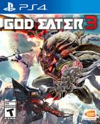 God Eater 3 PS4 Game