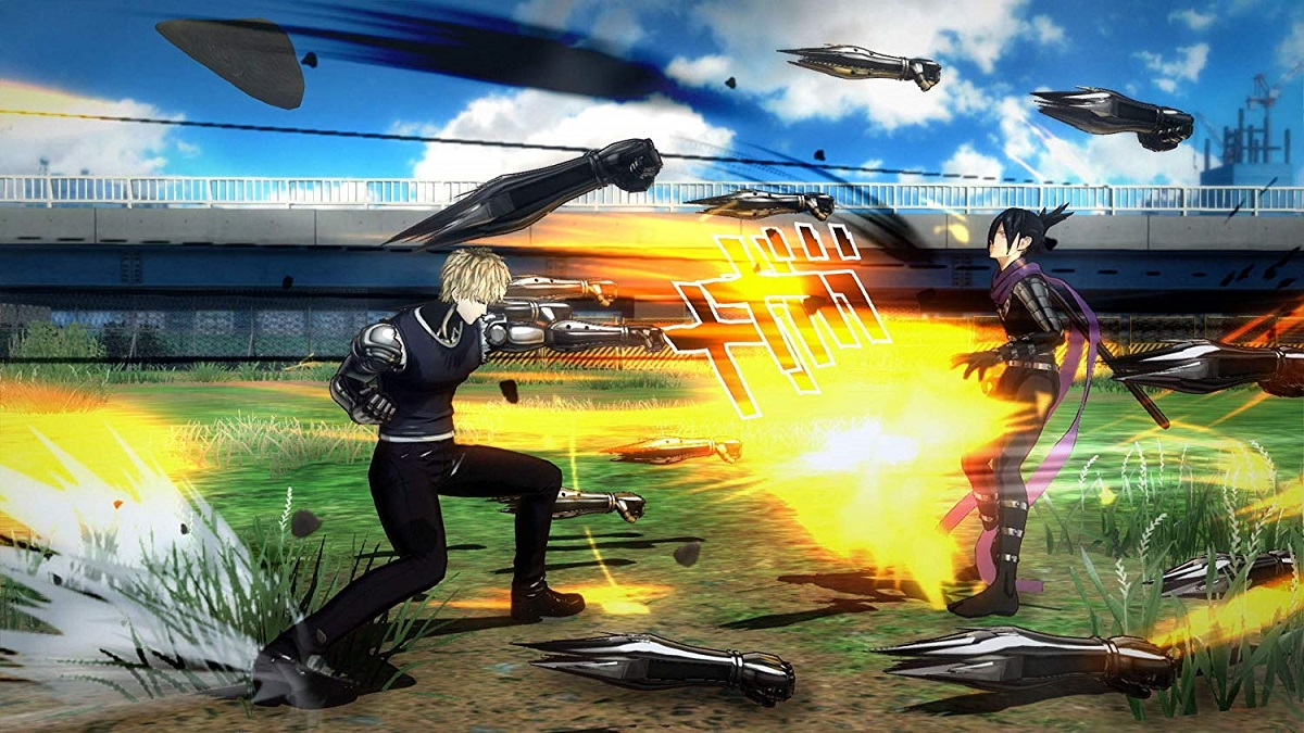One-Punch Man A Hero Nobody Knows PS4 Game