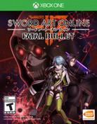 Sword Art Online Fatal Bullet Xbox One Game