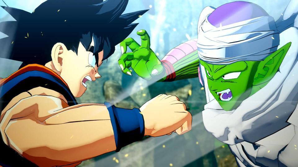 Dragon Ball Z Kakarot Xbox One Game