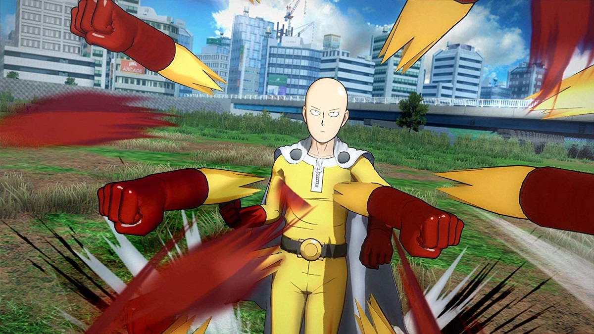 One-Punch Man A Hero Nobody Knows Xbox One Game